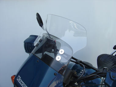 how to change a windshild on a 84 goldwing vidoes
